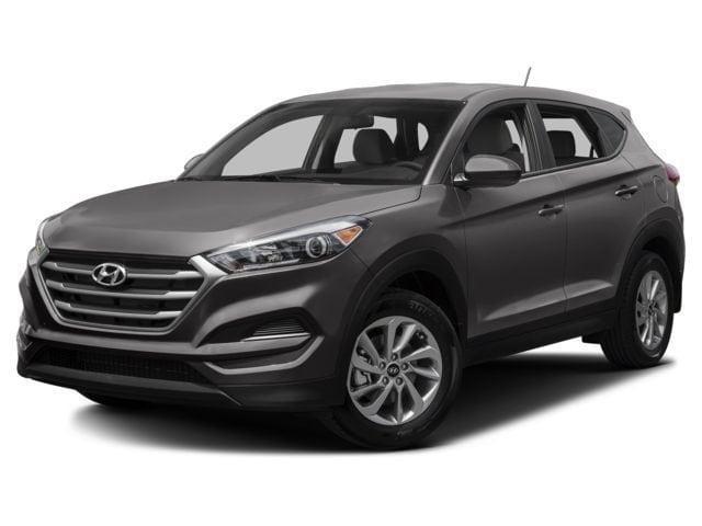 2017 Hyundai Tucson AWD 1.6T SE SUV