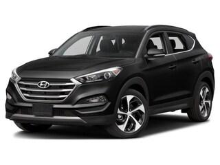 2017 Hyundai Tucson Limited 1.6 SUV
