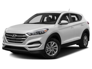2017 Hyundai Tucson Top Safety Pick for the IIHS