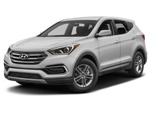 2017 Hyundai Santa Fe Sport 2.4 FWD SUV