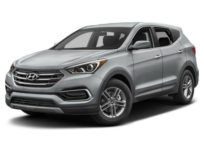 2017 Hyundai Santa Fe Sport 2.4 Premium SUV