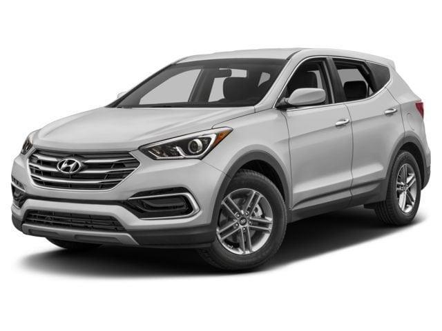 2017 Hyundai Santa Fe Sport Luxury Sport Utility
