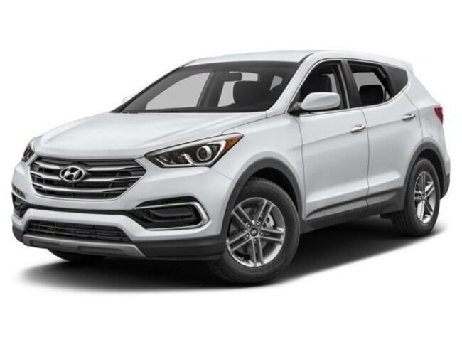 2017 Hyundai Santa Fe Sport 2.4 Luxury SUV
