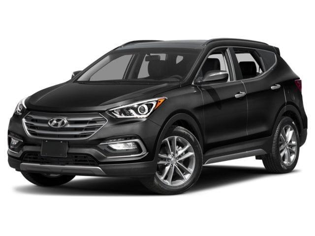 2017 Hyundai Santa Fe Sport 2.0T Limited Sport Utility