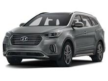 2017 Hyundai Santa Fe XL Limited 6Pass SUV