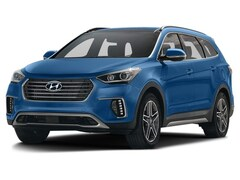 2017 Hyundai Santa Fe Xl Limited Sport Utility