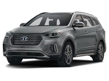 2017 Hyundai Santa Fe XL AWD Limited 7P SUV