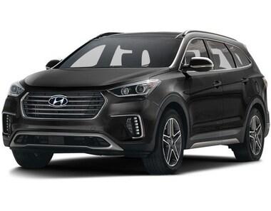 2017 Hyundai Santa Fe XL AWD Ultimate 6p w/ Saddle Int. SUV