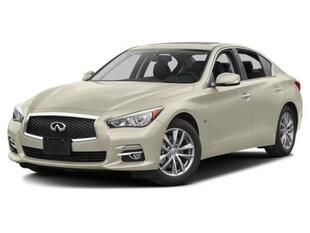 2017 INFINITI Q50 3.0T Sport Sedan