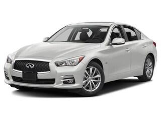 2017 INFINITI Q50 3.0T AWD Sedan