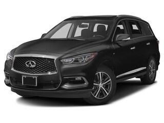 2017 INFINITI QX60 AWD SUV