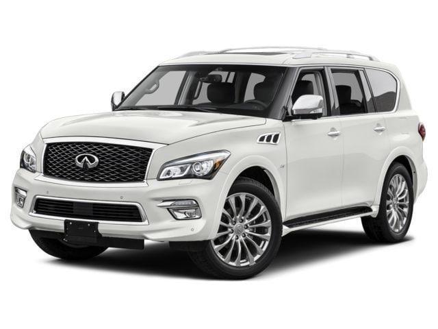 2017 INFINITI QX80 Limited 7 Passenger SUV