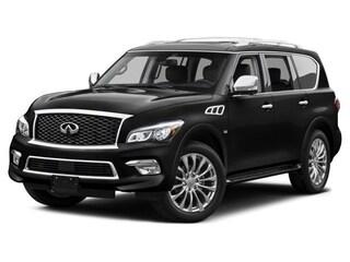 2017 INFINITI QX80 Base 8 Passenger SUV