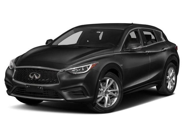 2017 INFINITI QX30 AWD SUV