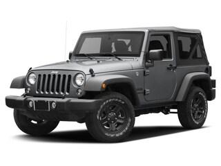 2017 Jeep Wrangler Sport 4WD  Sport