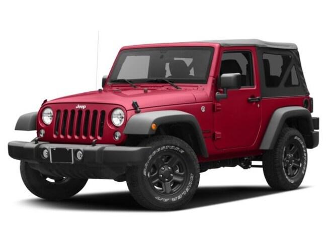 2017 Jeep Wrangler JK Sport SUV