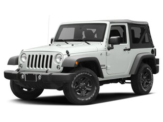 New 2017 Jeep Wrangler Sport SUV for sale in London, Ontario