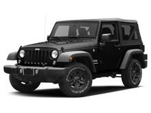 2017 Jeep Wrangler Sport VUS