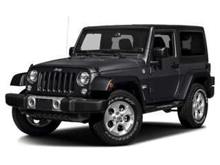 2017 Jeep Wrangler Sahara SUV