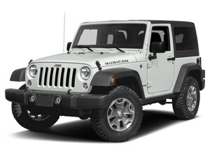 2017 Jeep Wrangler Rubicon