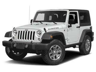 2017 Jeep Wrangler Rubicon SUV