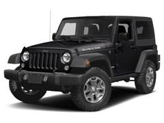 2017 Jeep Wrangler Recon SUV