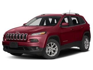 2017 Jeep Cherokee North - Certified SUV