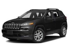 2017 Jeep Cherokee Sport SUV