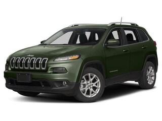 2017 Jeep Cherokee 75th Anniversary Edition SUV