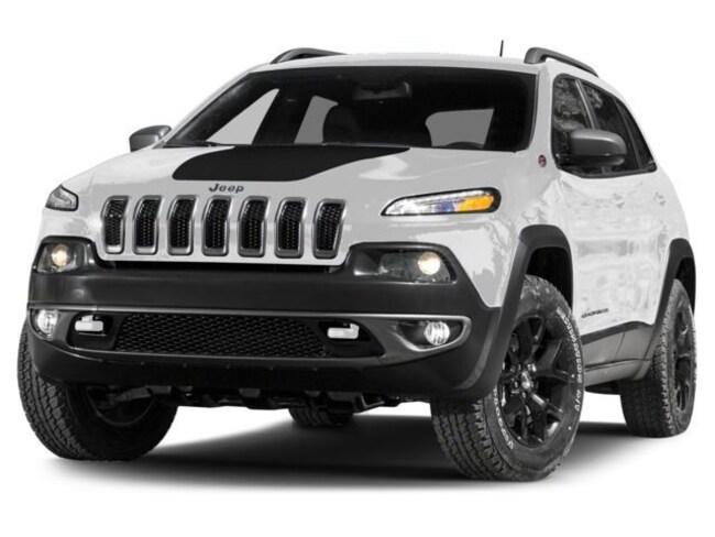 2017 Jeep Cherokee Trailhawk Trailhawk SUV