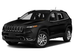 2017 Jeep Cherokee Limited 4x4 Sport Utility