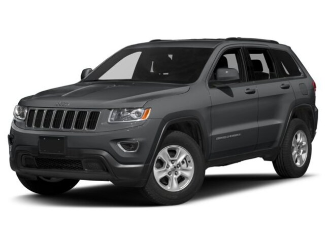 2017 Jeep Grand Cherokee 4x4 Laredo SUV