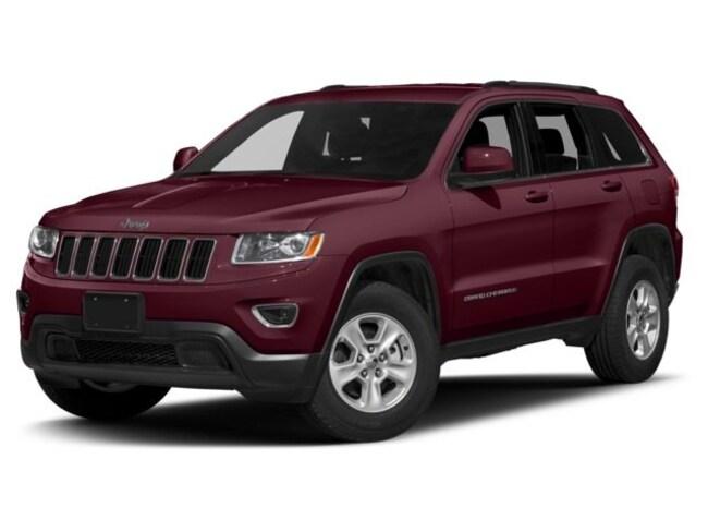2017 Jeep Grand Cherokee 4x4 Laredo Sport Utility