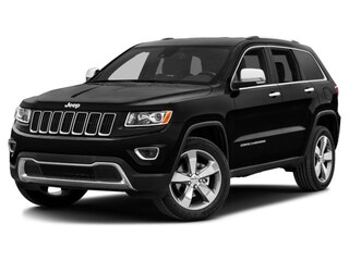 2017 Jeep Grand Cherokee Limited 4WD  Limited