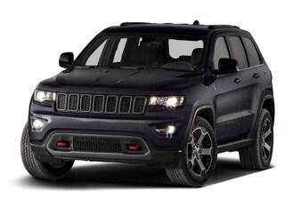 2017 Jeep Grand Cherokee Trailhawk 4x4 Sport Utility