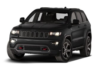 2017 Jeep Grand Cherokee Trailhawk SUV 8-Speed TorqueFlite Auto