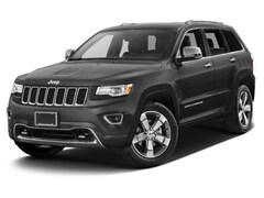 2017 Jeep Grand Cherokee Overland + Toit Pano +Plans DR + Pneu Hiver Sport Utility
