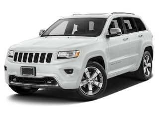 2017 Jeep Grand Cherokee Overland VUS