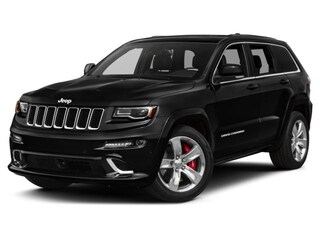 2017 Jeep Grand Cherokee SRT SUV