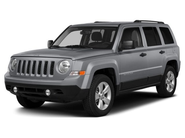 2017 Jeep Patriot for sale in Edmonton, AB