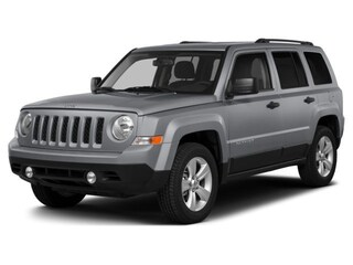 2017 Jeep Patriot High Altitude Edition 4WD  High Altitude Edition