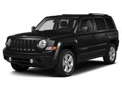 2017 Jeep Patriot Sport   2.4L I4 engine   6-speed automatic   heate SUV