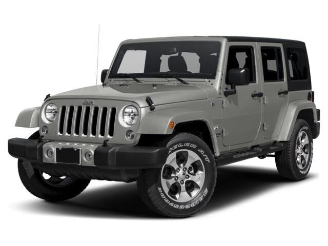 2017 Jeep Wrangler Unlimited Sahara VUS