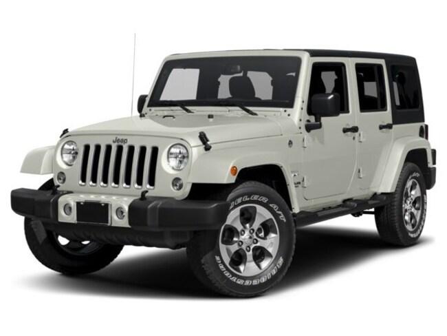 2017 Jeep Wrangler Unlimited Sahara | GPS Navigation | Leather Trimmed Bucket S SUV