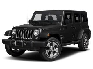 2017 Jeep Wrangler JK Sahara SUV