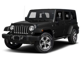 2017 Jeep Wrangler JK Sahara VUS