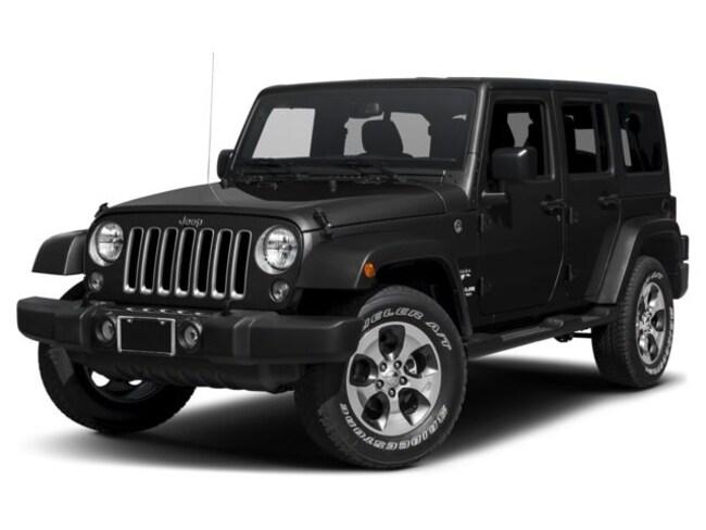 2017 Jeep Wrangler Unlimited Sahara Unlimited Sahara VUS