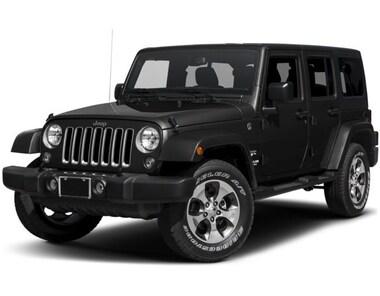2017 Jeep Wrangler Unlimited Sahara Convertible