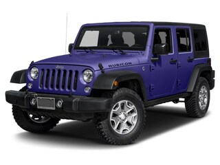 New 2017 Jeep Wrangler Unlimited Rubicon SUV for sale in Cold Lake AB
