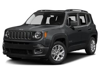 2017 Jeep Renegade Altitude SUV JR1704